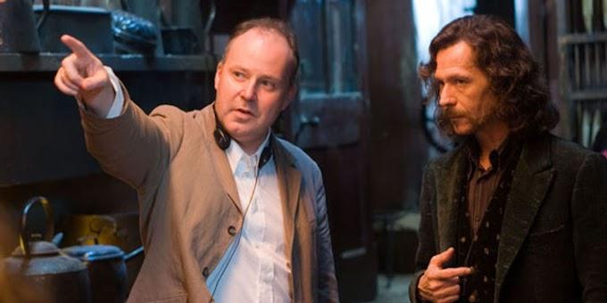 Pottermore entrevista David Yates