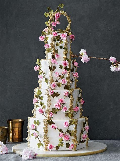 Unique Wedding Cakes: The Prettiest Wedding Cakes We've