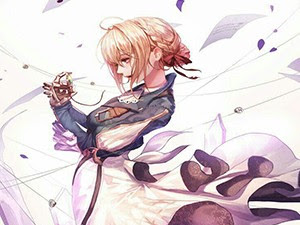 ▷ Violet Evergarden Novela Ligera (02/??)+Extra 【Español】 por MEGA-PDF