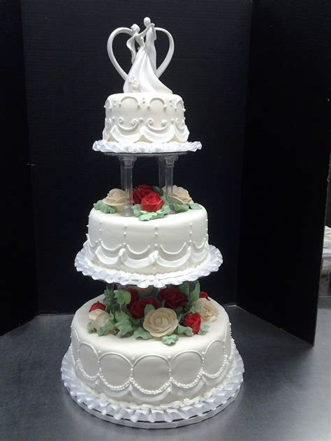 34 best Wedding cakes images on Pinterest   Cake wedding