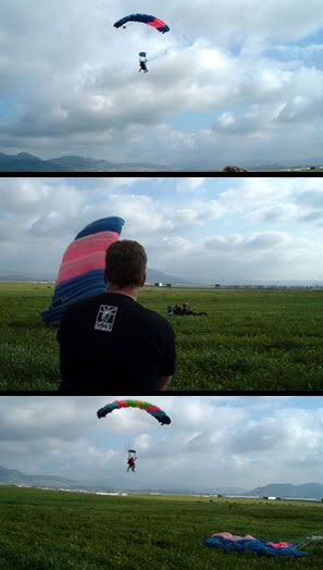 Skydiving photos montage #2.