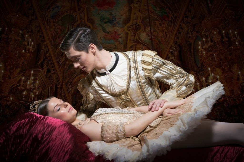 My First Ballet : Sleeping Beauty on tour - Competition to ...