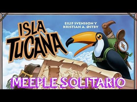 🏝️ Isla Tucana 🦜 | Partida