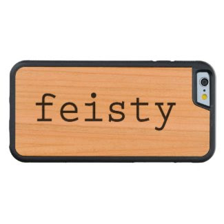 Feisty Cherry iPhone 6 Bumper