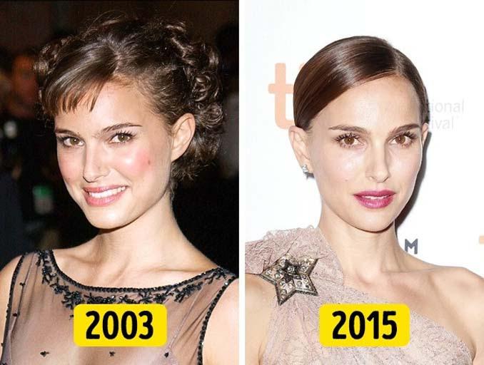 Πόσο άλλαξαν διάσημες γυναίκες του Χόλιγουντ μέσα σε μια 20ετία (11)