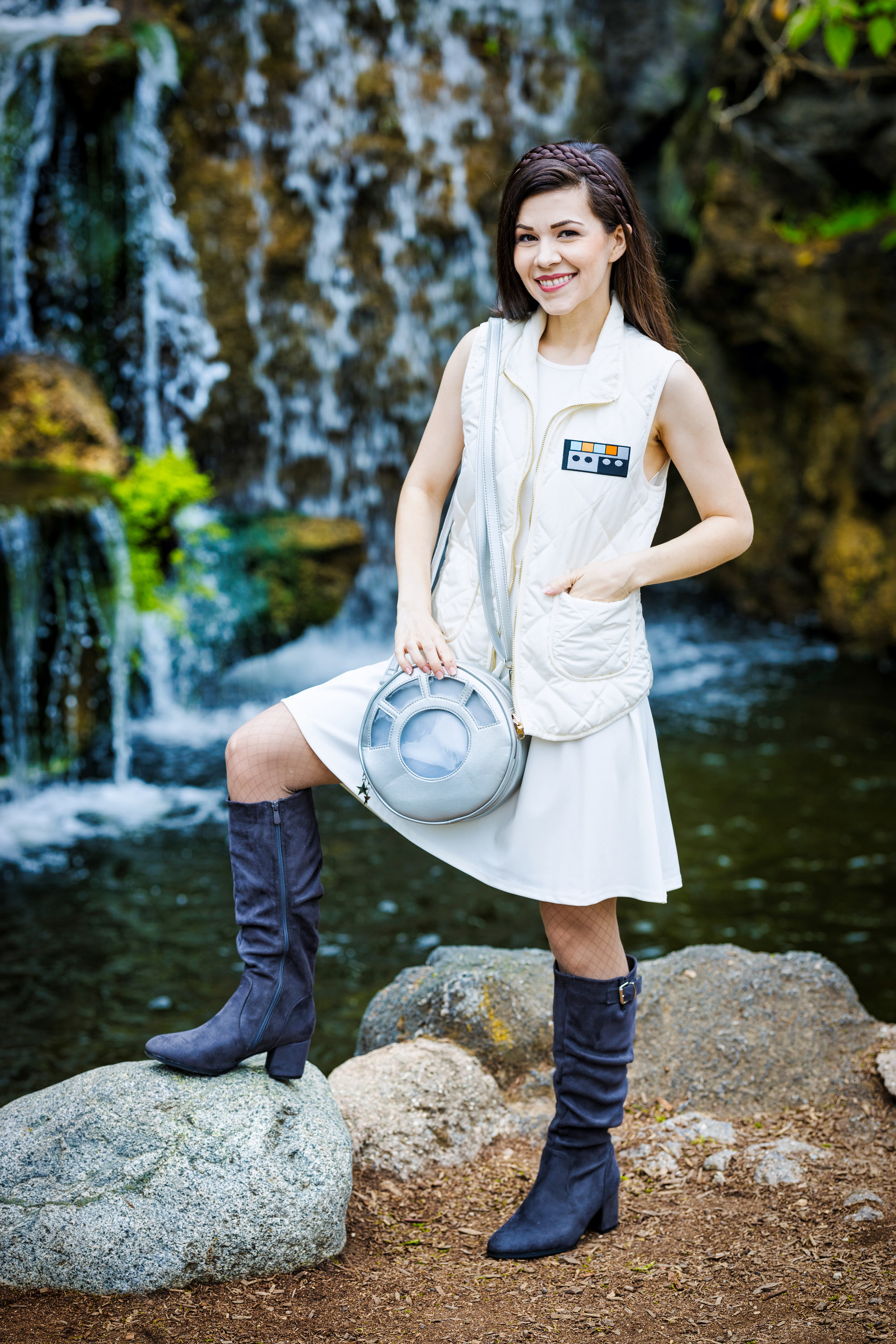 Star Wars Bound: Princess Leia on Hoth - May the 4th | Anakin and His Angel