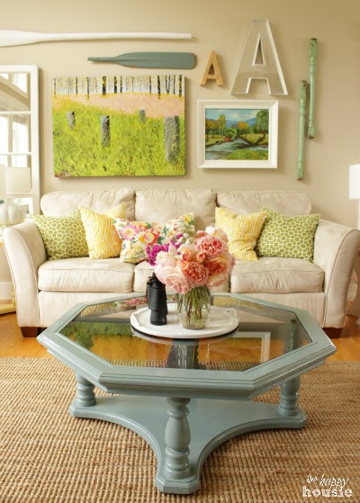 The Happy Housie Home Tour for Design Dreams by Anne 23