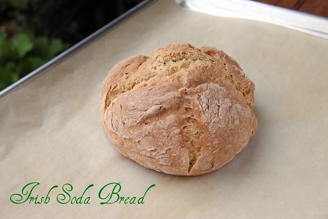 Irish Soda Bread - TWD BwJ