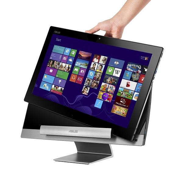 AiO é híbrido entre computador e tablet (Foto: Divulgação)