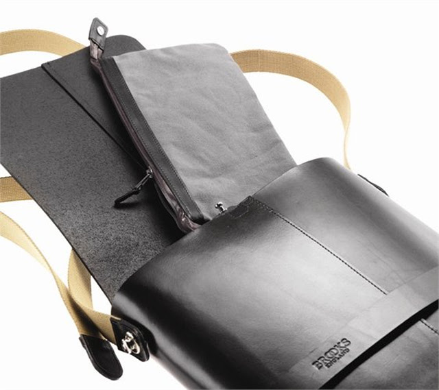 Brooks Soho leather shoulder bag 02