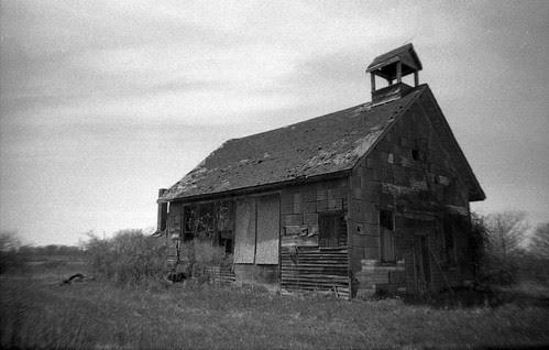 Lapeer County schoolhouse