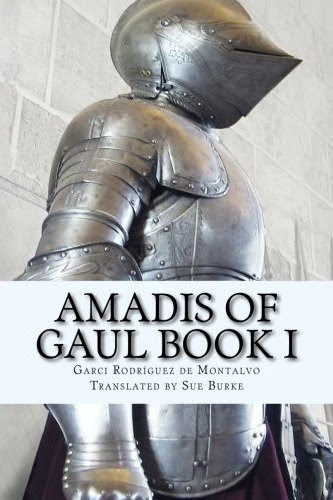Amadis of Gaul Cover