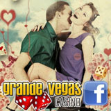 Grande Vegas Casino Players Spreading the Valentines Love on Facebook