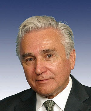 Maurice Hinchey On Social Security. Blames Republicans For State of Ailing Democrat Program.
