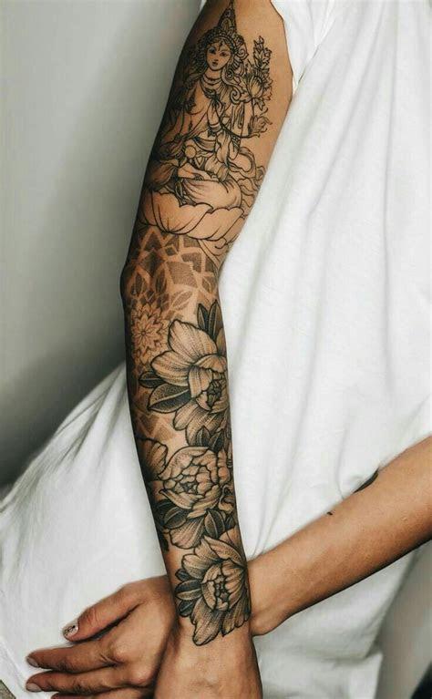 pinterest atnissadadon girls sleeve tattoos arm