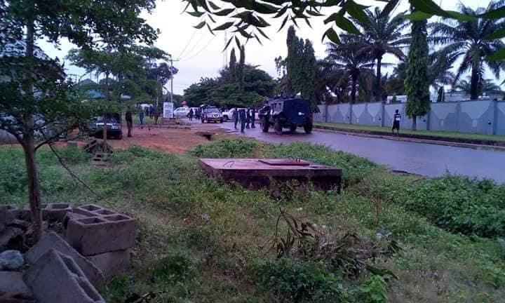Armed Security Men Take Over Benue House Of Assembly