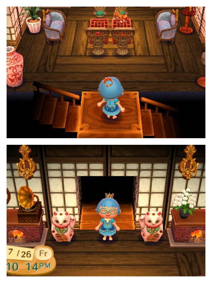 Animal Crossing Decor Inspiration Virginia Roberts