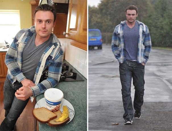 Άνδρας 210 κιλών έγινε κούκλος σε 18 μήνες (3)