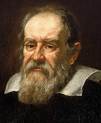 Potret Galileo Galilei oleh Giusto Sustermans