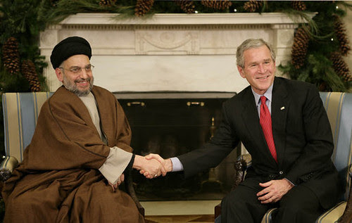Bush and al-Hakim
