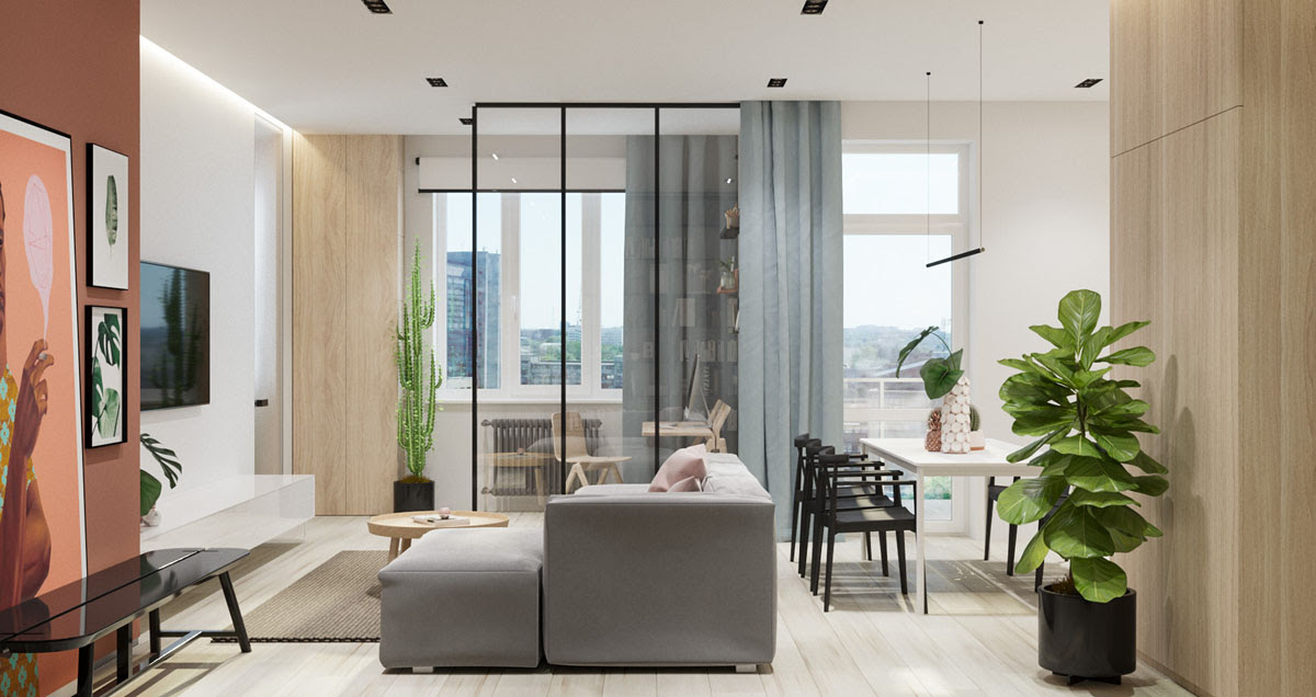 2 Simply Chic Homes With Lots Of Light