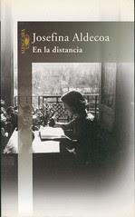 Josefina Aldecoa, En la distancia