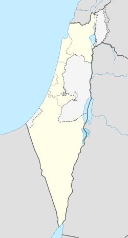 Yerusalem Jerusalem terletak di Israel
