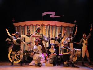 Espetáculos serão no Teatro Luiz Mendonça, no Parque Dona Lindu (Foto: Markemídia Imagem/Divulgação)