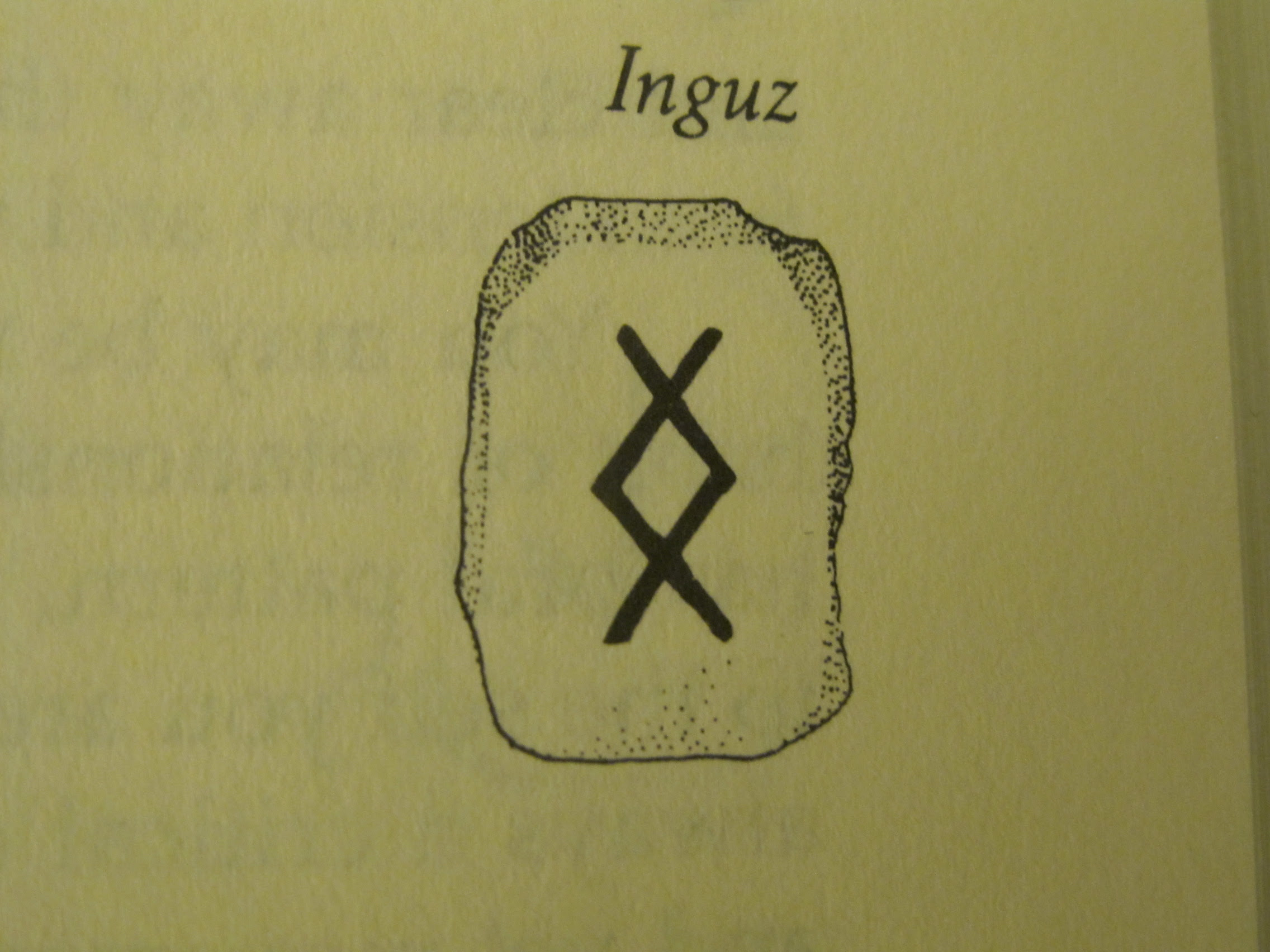 32 Inguz Viking Symbol Tattoo Meaning Meaning Inguz Symbol Viking