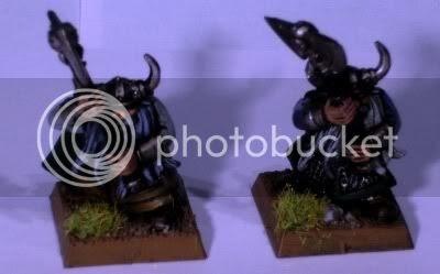 More Dwarf Warriors