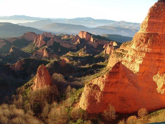 Perierga.gr - Το μεγαλύτερο χρυσορυχείο των Ρωμαίων!