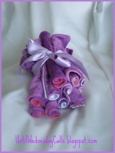 Lovely Cloth Wipes I think.