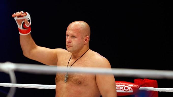 Возвращение Последнего Императора: Емельяненко бьётся с Джонсоном на турнире Bellator 269 в Москве