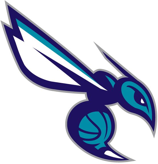Resultado de imagen de charlotte hornets logo