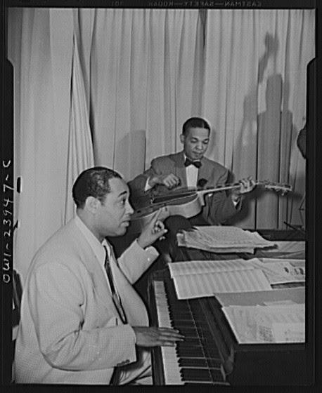 File:Duke Ellington - Hurricane Ballroom - Duke directing 1.jpg