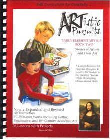 ARTistic Pursuits: Stories of Artists & Their Art {Review}