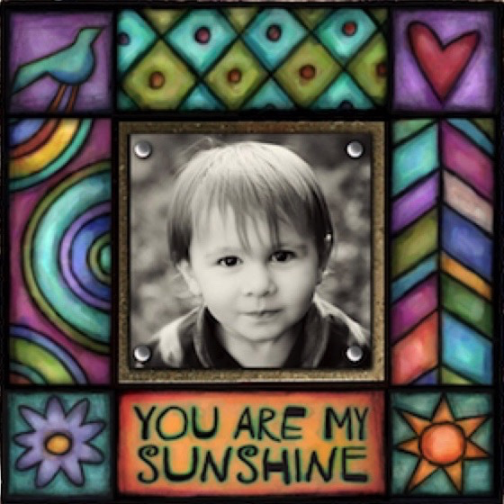 You Are My Sunshine Frame Hubbub