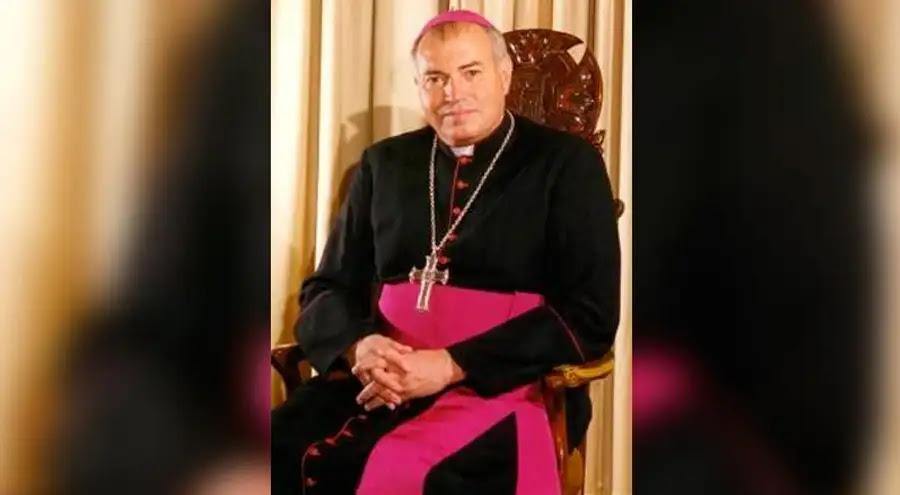 Mons. Rubén Frassia. Foto: AICA