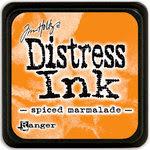 Ranger Ink - Tim Holtz - Distress Ink Pads - Mini - Spiced Marmalade