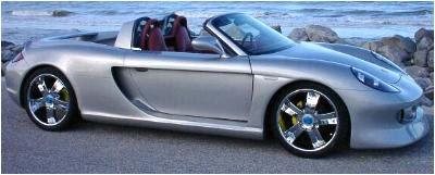 Car Factory Porsche Carrera GT