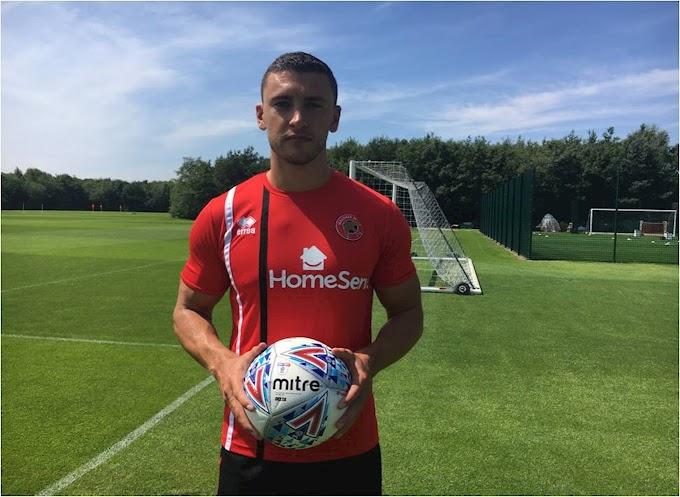 James Wilson Keen to Get Underway as He Agrees Season-Long Loan