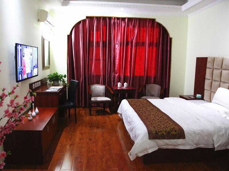 Price GreenTree Alliance Jiangxi Jingdezhen Changjiang District Hexi Hotel