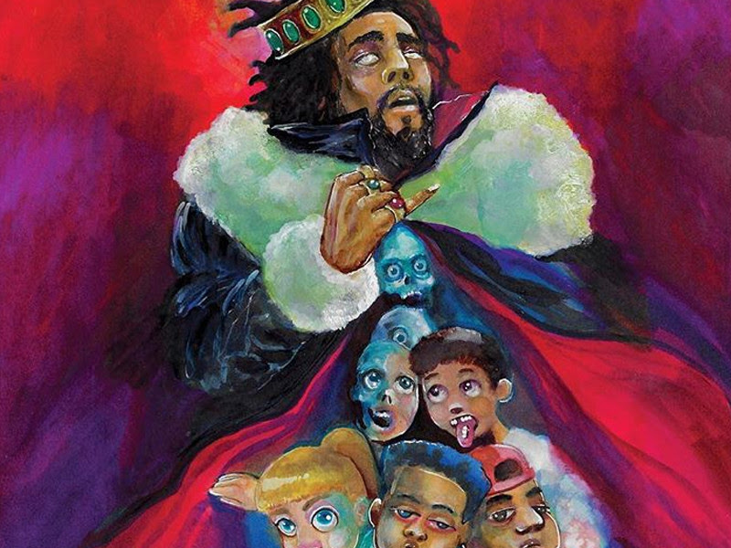 J Cole Puts Mumble Rappers In Their Place On His New Album Kod