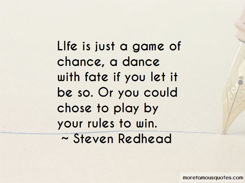 Quotes About Life Is Just A Game Top 41 Life Is Just A Game Quotes