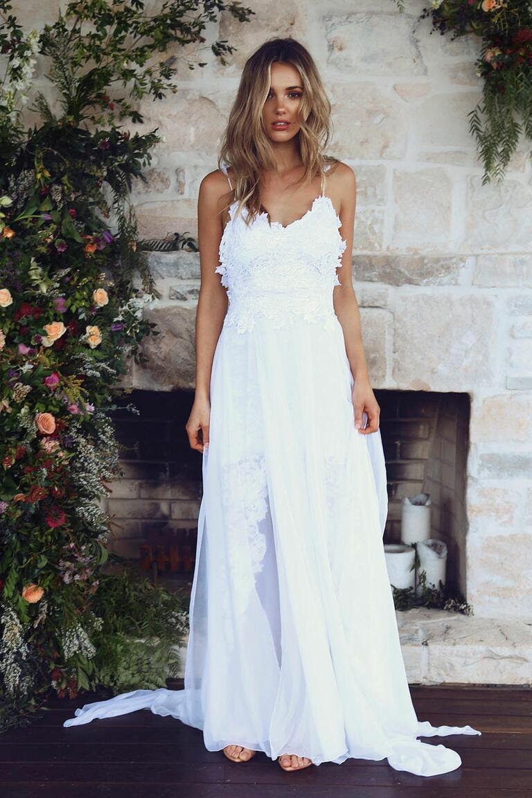 Meet Pinterest's Most Pinned Wedding Dress