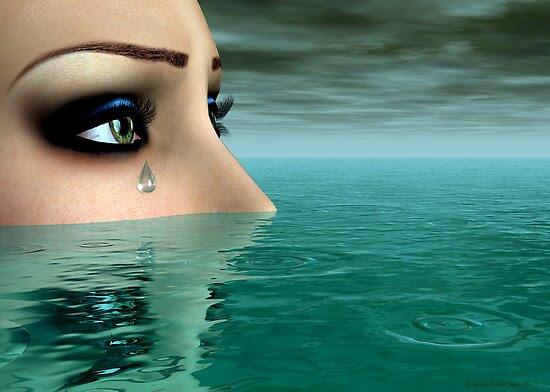 Resultado de imagem para As tuas lágrimas