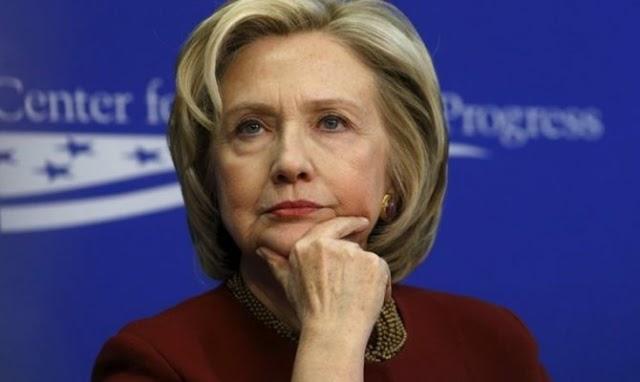 Απολαύστε το στιγμιαίο shape shifting της Χίλαρι Κλίντον!