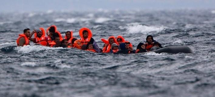 Δύο νέα ναυάγια σε Σάμο και Αγαθονήσι -Πνίγηκαν γυναίκες και παιδιά