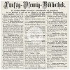 "Prima - Elementals - 12x12 Black Resist Canvas ""Newspaper"""
