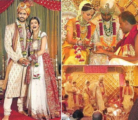 abhishek bachchan aishwarya rai wedding   abhishek